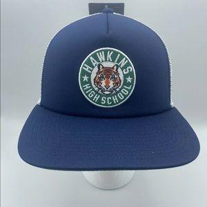 Nike X Stranger Things Hawkin High Trucker Hat